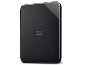 """Western Digital 2.5"""" USB 3.0 2TB Elements SE Portable HDD - Black"""