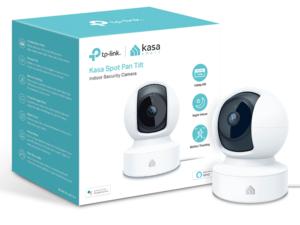 TP-Link Kasa Spot Pan Tilt KC110 FHD Smart Home Camera