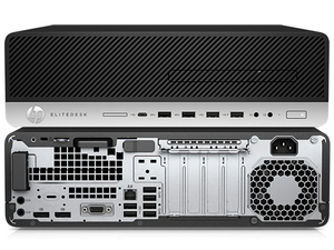 HP EliteDesk 800 G5 Core i5-9500 Small Form Factor PC