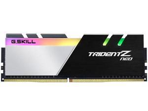 G Skill Trident Z Neo 32GB (2x16GB) DDR4 3000MHz Desktop RAM