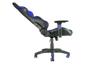 Sensational Karuza Yx 1216 Black Blue Pdpeps Interior Chair Design Pdpepsorg